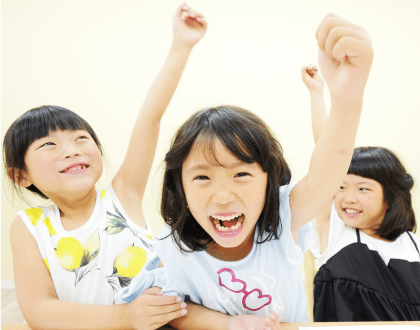 Nico Kids English 生徒