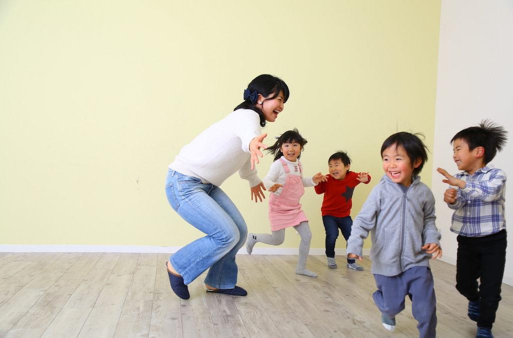 徳島子供専門英語教室Nico Kids Englishの幼稚園児クラス4つの特徴!