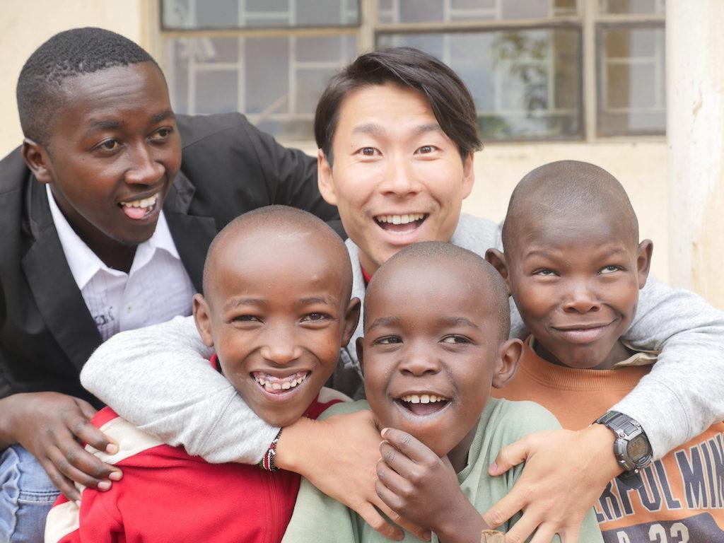 ケニアの子ども達